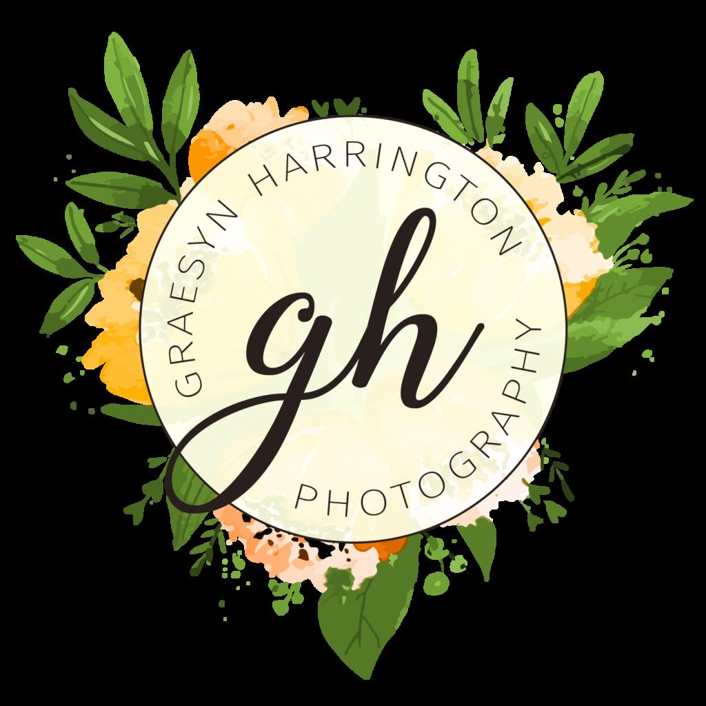 Graesyn Harrington Photography Logo